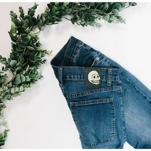Cheap Monday Narrow Crash Blue Jeans
